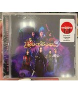 Descendants 3 Limited Edition CD Target Exclusive Contains A Collectable... - $19.21