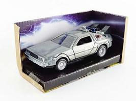 Jada Toys Back to The Future Time Machine 1:32 Die-cast Car, Toys for Ki... - $6.43