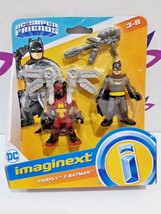 Imaginext DC Super Friends - FIREFLY & BATMAN Action Figure Set - $12.99