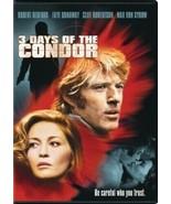 Three Days of the Condor ( DVD ) - $5.98