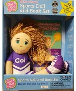 Go! Go! Sports Girls:...Roxy and Her Cheerleading Story : Read and Play ... - $18.69