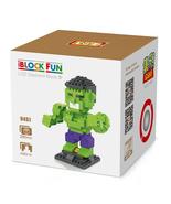1 pc LOZ Hulk Building Blocks - $15.95