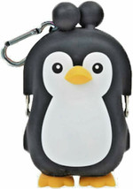 3D Pochi Friends Penguin Silicone Coin Purse- (Black) (Brand New Sealed ... - $11.88