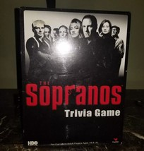 The Sopranos Trivia Game - New, Unopened, Free Shipping - $17.99