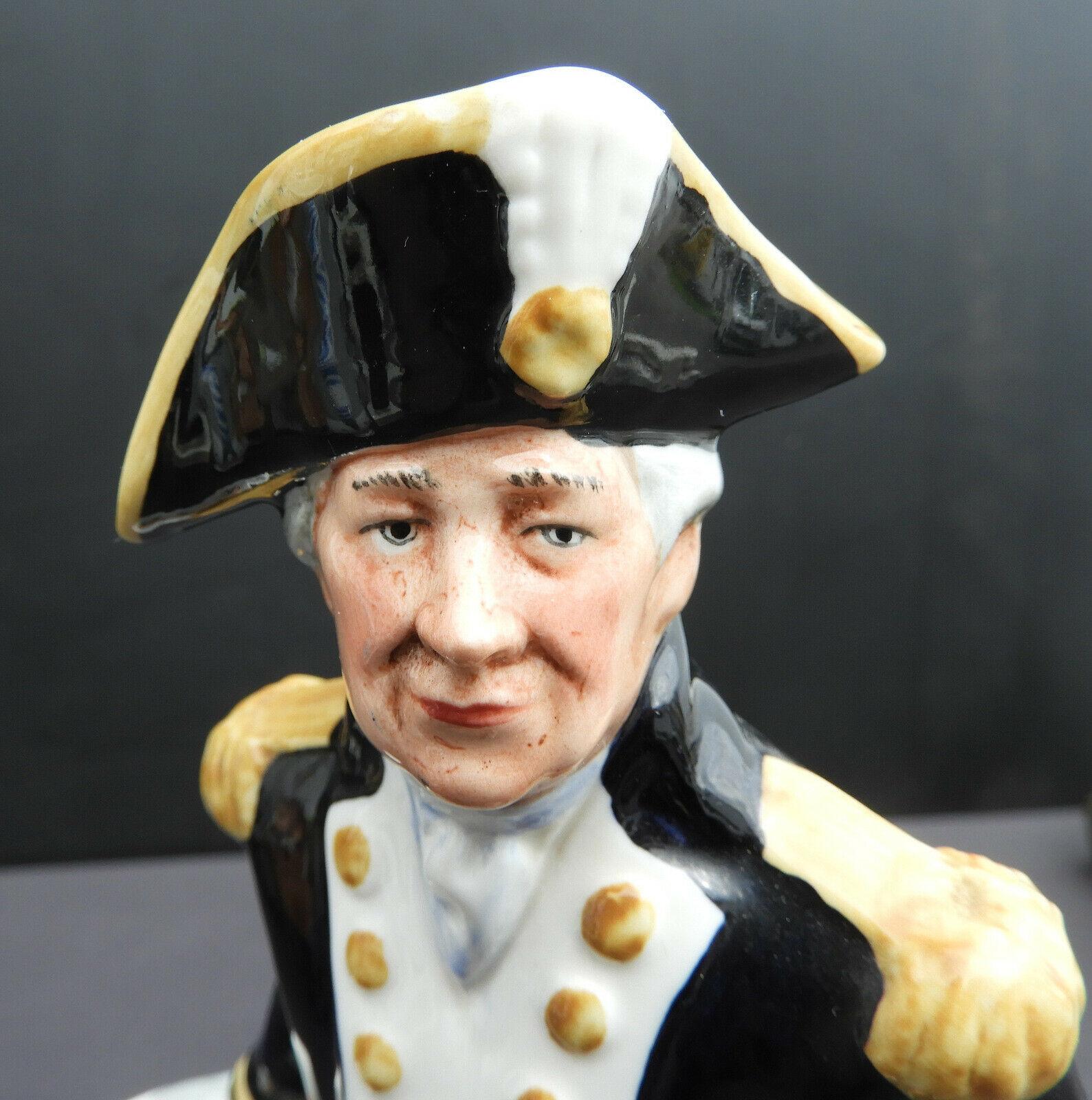 Royal Doulton Figurine - Sea Character Series - The Captain HN2260