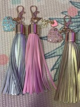 Handmade Purse Decorarions Or Key Chains - $8.90