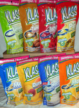 Klass Drink Mix Many Flavors Aguas Frescas Much... - $13.00
