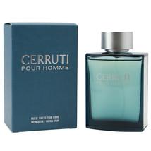 Cerruti Pour Uomo by Nino Cerruti 1.7 oz / 50 ml Eau De Toilette spray f... - $112.82