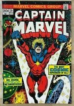 CAPTAIN MARVEL #29 (1973) Marvel Comics VG+ - $19.79