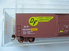 Micro-Trains # 18000171 Southern Pacific 50' Standard Boxcar N-Scale image 2