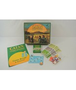 Catan Cities & Knights Game Expansion 3065 Mayfair Games 2007 Used Compl... - $38.52