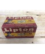 Vintage Lipton Pekoe Tea Box (Empty) - $4.99