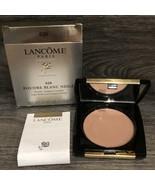 LANCOME POUDRE BLANC NEIGE 020 ORIGINAL LIGHT REFLECTING COMPACT POWDER NEW - $39.99