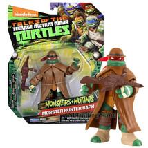 Year 2017 Tales of Mutant Ninja Turtles TMNT 5 Inch Figure - MONSTER HUN... - $34.99