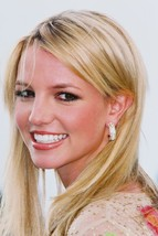 Britney Spears Candid Close Up Smile Color 24x18 Poster - $23.99