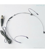 Hidden Earset Headset Microphone For MiPro ACT Series Wireless Omnidirec... - $19.38