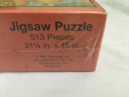 Vintage 1992 Buffalo Games City of Las Vegas Jigsaw Puzzle 513 pcs New Sealed image 2