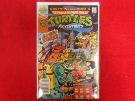 Teenage Mutant Ninja Turtles #10 (May 1990, Arc... - $10.29