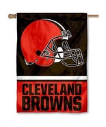 WinCraft Cleveland Browns Two Sided House Flag - $26.59
