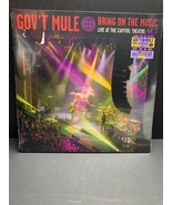 Gov't Mule Bring On the Music Live At The Capitol Theatre Vol3 Colored V... - $31.30