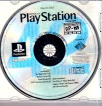 Playstation  Magazine March 2001 - $4.75