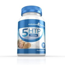 5-HTP 100mg for Sleep, Mood, Anxiety & Appetite 90 Capsules - $25.99