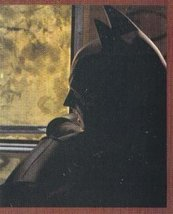 Batman Begins Movie Single Album Sticker #126 NON-SPORTS 2005 Upper Deck - $1.00