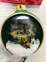 1998 St Nicholas Circle Kinkade Magic Hallmark Christmas Tree Ornament MIB Price image 2