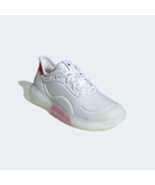 adidas by Stella McCartney Court Boost Shoes EE4017 White/Red Multi Size... - $72.49