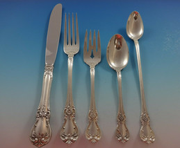 Old Master by Towle Sterling Silver Flatware Set 6 Service 34 Pieces Dinner Size - $2,495.00