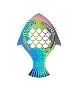 Stainless Strainer, Rainbow Iridescent Fish Steel Cocktail Bar Strainer ... - £14.29 GBP