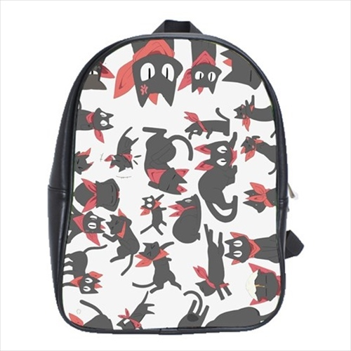 Primary image for backpack school bag sakamoto nichijou student anime manga kawaii