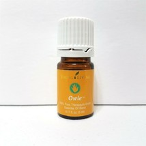 Young Living Owie 100% Pure Therapeutic-Grade Essential Oil Blend 5ml Ne... - $22.30