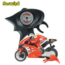 8012 Creative Mini Magic Prestige RC Motorcycle High Speed Car Toy for C... - $46.20