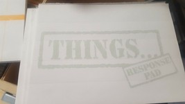 Things...Humour In A Box. Ages 8 & Up - $4.94