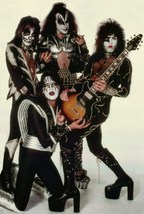 """KISS Band NO LOGO - Destroyer Era Reproduction """"White Room"""" 24 x 36 Inch... - $50.00"""
