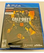 Call of Duty: Black Ops 4 - PlayStation 4 - IIII New - Factory Sealed - ... - $28.66