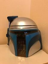 Cosplay Costume Adult Star Wars Jango Fett Helmet Rubie's - $24.35