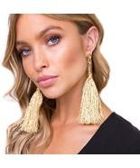 Long Tassel Earrings - $9.99