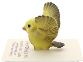 Hagen-Renaker Miniature Ceramic Bird Figurine Canary Tweetie Pa image 3