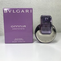 Omnia Amethyste by Bvlgari, 2.2 oz EDT Spray for Women (Bulgari) New Ope... - $40.00