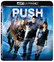 Push  (4K UHD + Blu-ray)