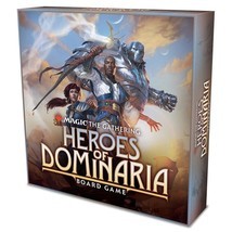 Heroes Of Dominaria Board Game Magic the Gathering Multiplayer Wizkids W... - $44.95