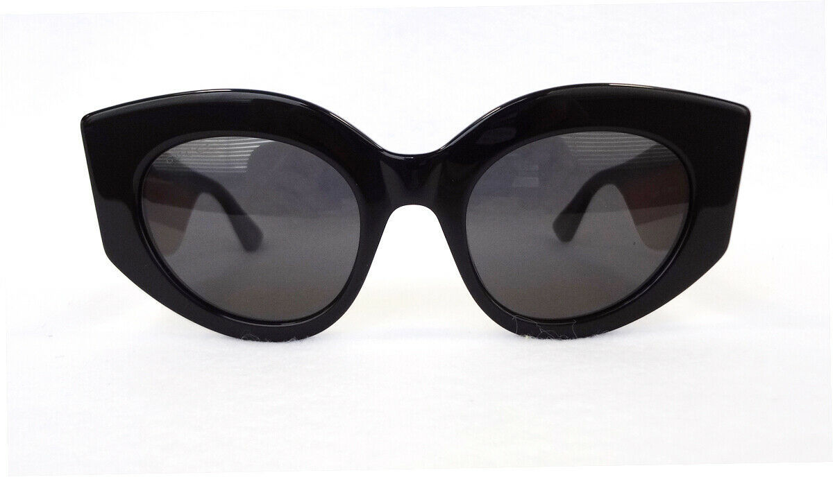 GUCCI Women's Sunglasses GG0275S 001 Black 50-22-145 MADE IN ITALY - New!