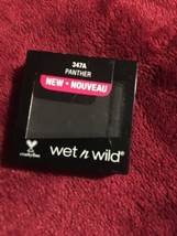 Wet n Wild Color Icon Eyeshadow Single, 347A Panther  . 0.06 oz. NEW - $10.77