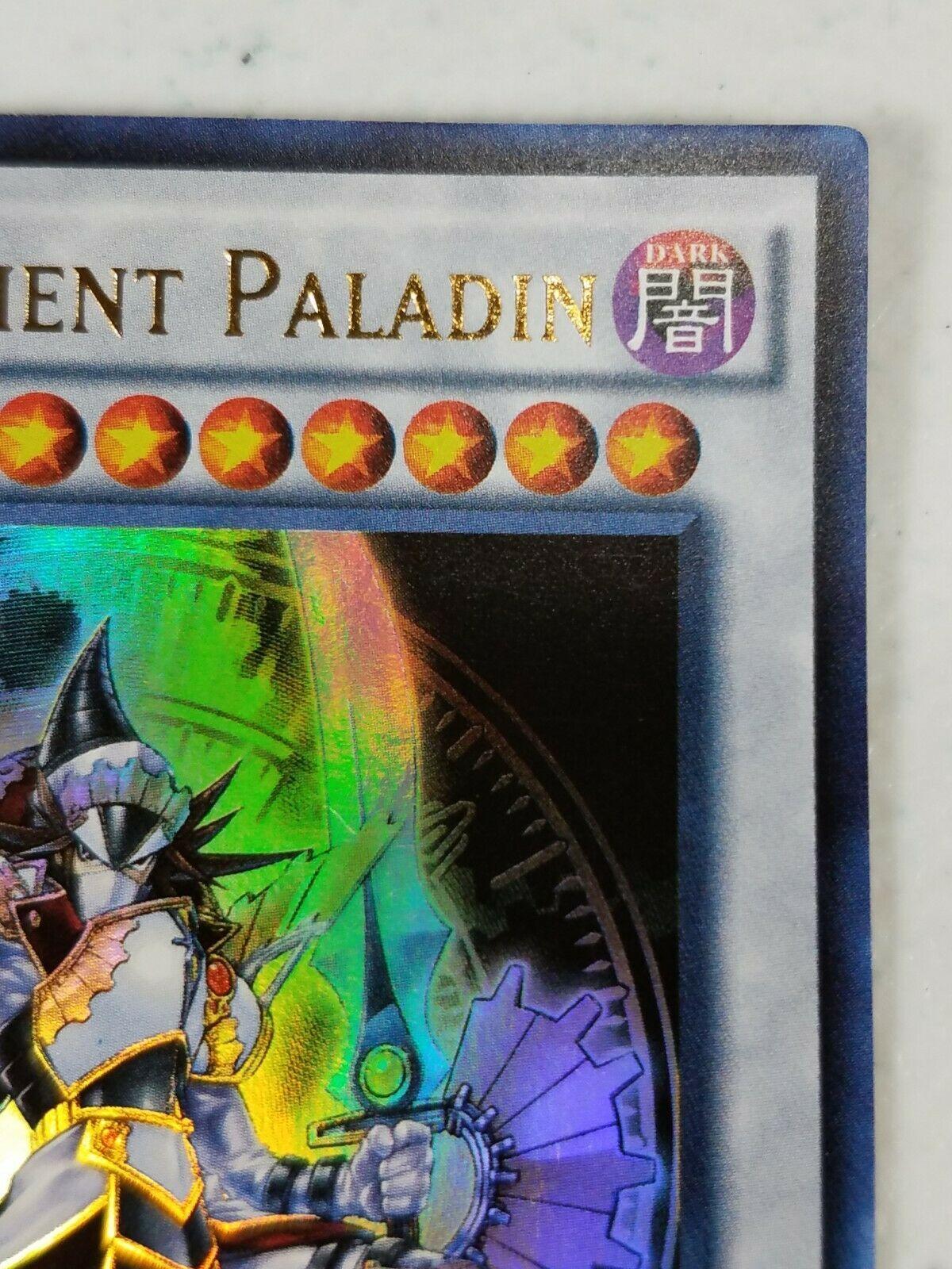 Yu-gi-oh! Trading Card - Enlightenment Paladin - BOSH-EN047 - Ultra Rare 1st Ed.