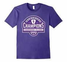 New Tee - Coudersport Falcons D9 Champs Men - $19.95+