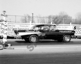 """Classical Gas 1957 '57 Chevy Gasser Dragster Drag Racing 8""""x 10"""" Photo 396 - $7.87"""