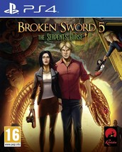 Broken Sword 5: The Serpent's Curse [PlayStation 4, PS4] - $31.89