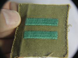 Vintage 1950s Boy Scouts Merit Badge- Patrol Leader green double 2 strip... - $12.95